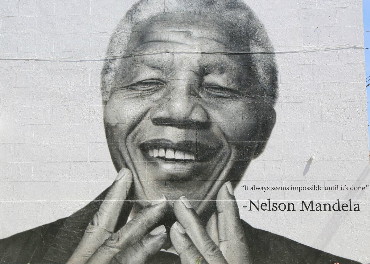 Image of: Long Walk 50 Inspirational Nelson Mandela Quotes That Will Change Your Life Awakenthegreatnesswithin 50 Inspirational Nelson Mandela Quotes That Will Change Your Life