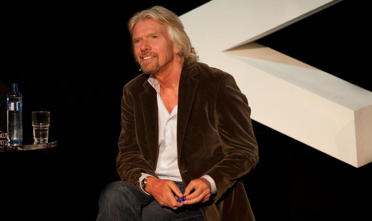 65 Inspirational Richard Branson Quotes On Success